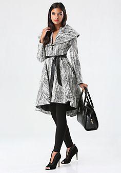 Natalie Swing Coat