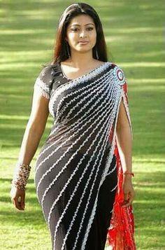 Sneha hot in saree actress