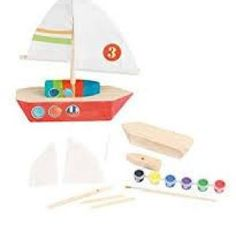 Trains, Planes, Cars and Boats Archives - Toys and Games IrelandToys and Games Ireland Wooden Sailboat, Make Your Own, Make It Yourself, Plan Toys, Outdoor Toys, Fun Projects, Wooden Toys, Woodworking Projects, Sailing