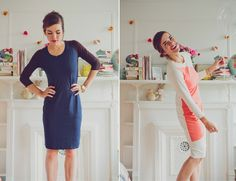 Sonnet James dresses for moms! (Timmy introduced me to this designer and I love the styles so much :)
