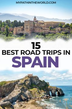 Looking for the best road trips in Spain? Here are 15 amazing Spain road trip ideas (Andalusia, Tenerife, Galicia, and more) including travel tips for each route.
