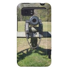 #Civil #War #Cannon #HTC #Vivid Cover #Zazzle