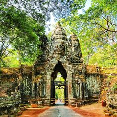 What a magical place to visit! The history & legendary of Angkor is truly awe inspiring. Angkor Wat was ranked in #01 among 500 best places to visit in the...