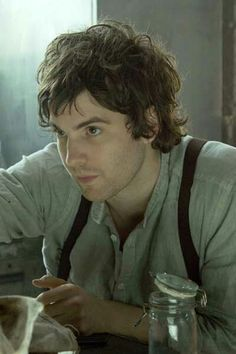 Jim Sturgess (looks like a hobbit here)