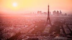 Всегда интересно открывать для себя город сверху... И Париж не является исключением с его всемирно известными монументами.