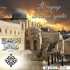 Le voyage de bonne guidée 🌙  #APBIF #apbif #voyagenocturne #israwalmiraj #ascension #islam #islam❤️ #jerusalem Nocturne, Al Isra Wal Miraj, Taj Mahal, Islam, Building, Travel, Viajes, Buildings, Trips