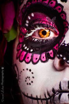 Star Sugar Skull Shoot 2 by ~Daniel-Mcleod on deviantART