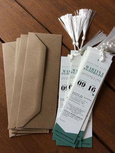Invitation Cards, Wedding Invitations, Ideas Para Fiestas, Weeding, Wedding Designs, Save The Date, Photo Booth, Wedding Table, Bookmarks