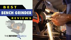 Best Bench Grinder Reviews Bench Grinder, Power Tools, Gadget, Kitchen, Electrical Tools, Cooking, Kitchens, Cuisine, Gadgets