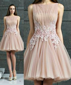 Short Prom Dresses, Sexy Prom dresses, Champagne Prom Dresses, Prom Dresses Short, Prom Short Dresses, Sexy Homecoming Dresses, Short Homecoming Dresses, Sexy Party Dresses, Champagne Party Dresses, Sleeveless Prom Dresses, Applique Party Dresses, Mini Homecoming Dresses