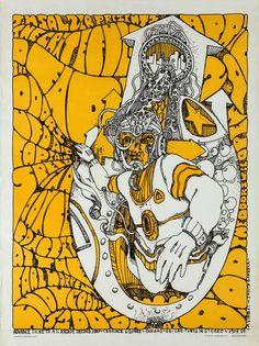 Grateful Dead The Doors, April 1967 - Earl Warren Showgrounds (Santa Barbara, CA) Artist Jim Salzer - concert poster Grateful Dead Poster, Blue Poster, Concert Posters, Music Posters, Art Posters, The Doors, Tour Posters, Vintage Rock, Graphic Design Posters