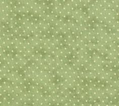Moda Essential Dots Sage Fabric - 15 - Sage Green Cotton Quilting Fabric, Green Blender Fabric, Green Polka Dot Fabric - By the Yard Patchwork Fabric, Cotton Quilting Fabric, Green Fabric, Cotton Quilts, Polka Dot Fabric, Quilted Wall Hangings, Green Cotton, Pattern Books, Machine Quilting