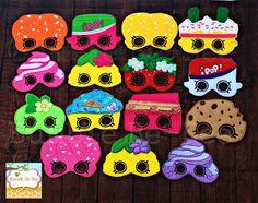 Divertida comida de máscaras máscaras sentían por BumbleBeBee