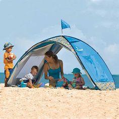 One Step Ahead Sun Smarties Family Beach Cabana
