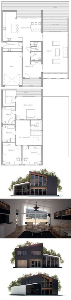 House Ourem By Filipe Saraiva Arquitectos Family houses, Modern