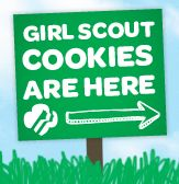 DIRECTIONAL SIGNS Tools for Selling   Girl Scouts of Orange County