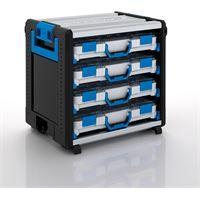 SORTIMO WORKMO T-BOXX MODULE WO 24-500 TB1