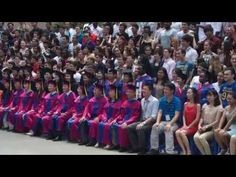 Guangzhou, Video Footage, University, Life, Community College, Colleges