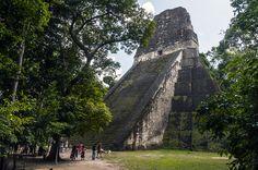 Templo V, Tikal | Flickr: Intercambio de fotos