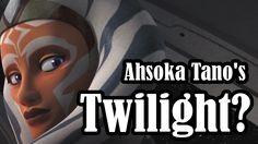 Ahsoka's Twilight on the Rebels Season Finale https://youtu.be/4gUxJH6E4F8