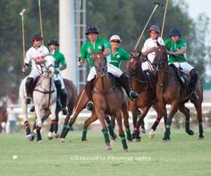 March 23, 2014 Emirates Open Polo Championship at Ghantoot Racing and Polo Club....Day 1....UAE v Desert Palm 1 (UAE wins)...EquusPix