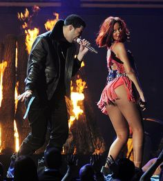 We've been waiting for Drake and Rihanna to get together for years!
