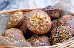 Muffins de trigo sarraceno y cúrcuma!! Best!
