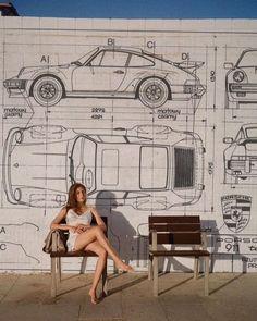 Des jolies filles et des Porsche - Page 394 - PHOTOS - Boxster Cayman 911 (Porsche) Porsche 911, Porsche Jeep, Porsche Sports Car, Porsche Models, Maserati, Bugatti, Lamborghini, Ferrari, Aston Martin