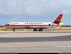 AEROSUCRE - Colombia - Sud Aviation SE 210 Caravelle 10B (Super-Caravelle) by Casper Kolenbrander