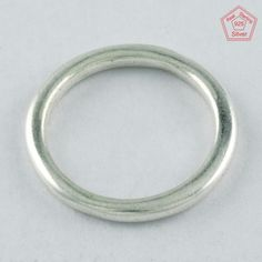7 US Silver Band Ring, Silvex Images 925 Sterling Silver Ring R4012 #SilvexImagesIndiaPvtLtd #Band #AllOccasions