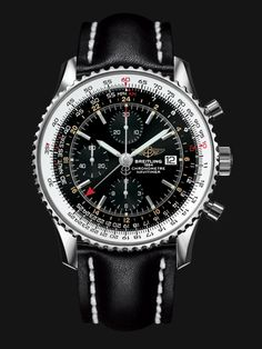 Versions - Breitling Navitimer World - Pilot's travel watch