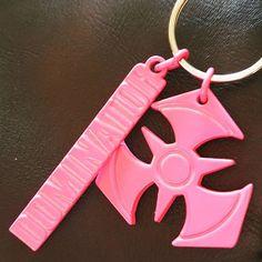 DOMINATOR 💕 #Dominator #merchandising #Pink #logo #HardcoreMusic #Hardcore…