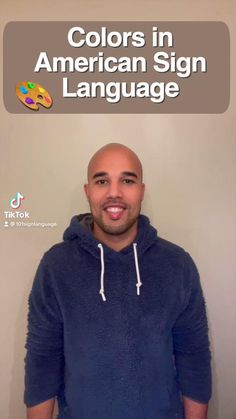 Sign Language Colors, Simple Sign Language, Sign Language Chart, Sign Language Phrases, Sign Language Alphabet, Learn Sign Language, American Sign Language, Asl Videos, Learn To Sign