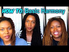 How To Sing Harmony - Vocal Tips For Singing Harmonies - YouTube