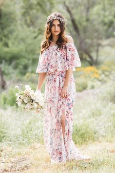 GWSxMumu Hacienda Dress