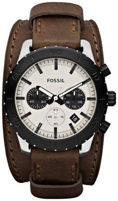0fd7458b2f9cef Casual watch, Japanese quartz movement, Chronograph featuring 24-hour,  30-minute
