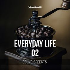 The impact of everyday sounds is often underestimated. Your project will come to life with this collection of common sounds around the house, from a flick of a LIGHT SWITCH, cutting PAPER, and a rumbling WASHING MACHINE, to squeaking and thudding FLOORS, humming VENDING MACHINES and squirting SOAP DISPENSERS.