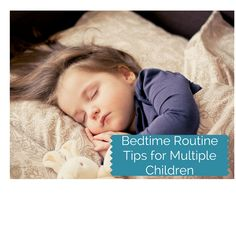 Adequate sleep is crucial for your children's growth and development. A bedtime routine is a useful tool for helping children transition from awake time to sleep time in order to get the rest they need.  A bedtime routine is a predictable sequence of events you follow every night consistently. When you had your first …