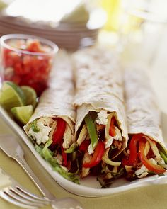 Summer Burrito - Whole Living Eat Well