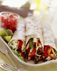 Summer Burrito - Whole Living Eat Well