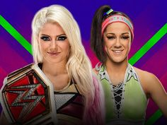 With hate in their hearts, Alexa Bliss and Bayley will continue a WWE tradition of bashing each other with kendo sticks. The bamboo weapon used in the martial art of kendo has long been a part of WWE lore. Japan Pro Wrestling, Mma Training, Raw Women's Champion, Wrestling Divas, Kendo, Total Divas, Youtube Stars, Wwe News, Professional Wrestling