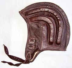 Traditional motorbike helmet