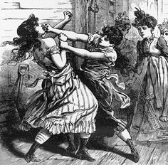 """What fighting like a girl was all about in Georgian Era Britain — Elizabeth """"Lady Bare Knuckles"""" Stokes Think that women's boxing or MMA fighting is a recent development in fighting sports? Think again. From the to early century it was not. Mendoza, Harry Hill, Bare Knuckle Boxing, The Bowery Boys, Police News, Mma Fighting, Women Boxing, Female Boxing, Female Fighter"""