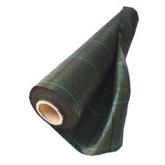 Tkaná agrotextília čierna 130g/m²   1,05x25m   26,25m²