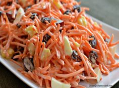 Classic Carrot Summer Salad
