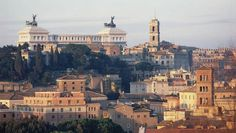 Rome - View from Avertine Hill