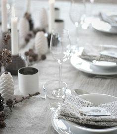 einfach aber stilvoll unser weihnachtlich gedeckter esstisch tabletop pinterest. Black Bedroom Furniture Sets. Home Design Ideas