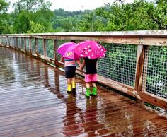 Singing in the rain ☔