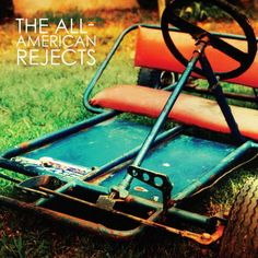 All American Rejects... great album, I must have listened to it thousands of times