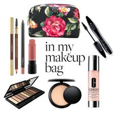 """Untitled #162"" by konstans30 on Polyvore featuring beauty, L'Oréal Paris, Lancôme, MAC Cosmetics, Yves Saint Laurent, Clinique and Dolce&Gabbana"